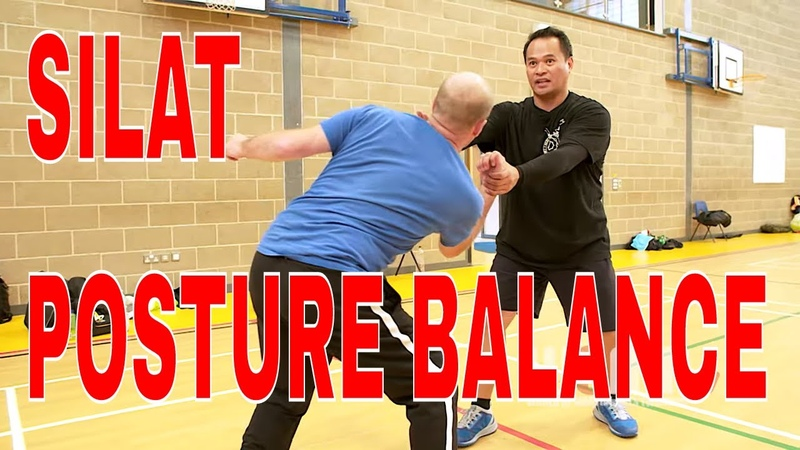 HOW TO OFF BALANCE Your Opponent Pt 1 BASIC ADVANCED SILAT