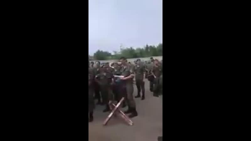 В Хабаровске заставляют военных голосовать за Единую Россию