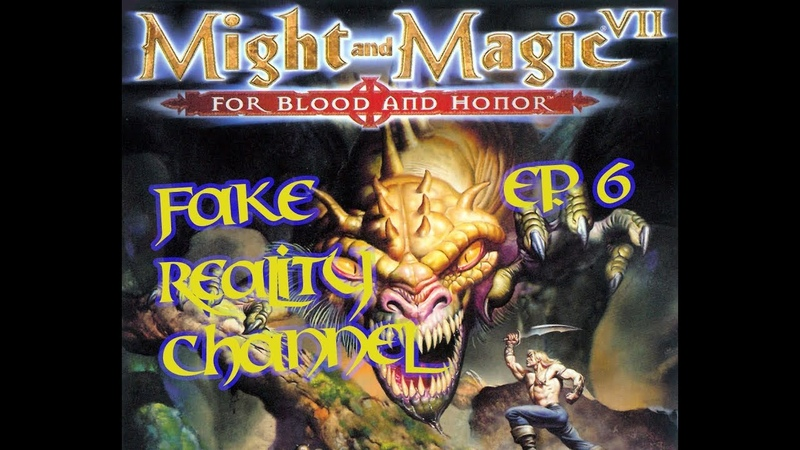 Might and Magic VII For Blood and Honor Меч и Магия 7 Сила и Честь Прохождение Walkthrough Ep 6