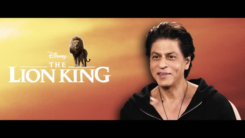 The Lion King ¦ Mufasa - Shah Rukh Khan ¦ Hindi ¦ In Cinemas now