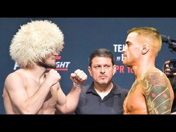 ХАБИБ ПОРЬЕ UFC 242 ПРОМО БОЯ НА РУССКОМ