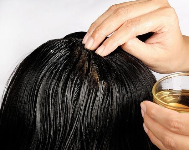 Репейное масло для волос: