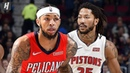 Detroit Pistons vs New Orleans Pelicans Full Game Highlights Dec 9 2019 NBA Highlights Today