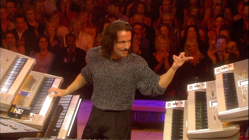 """Yanni - """"Keys to Imagination""""_1080p From the Master! Yanni Live! The Concert Event"""