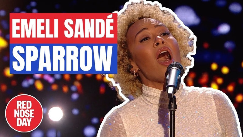 Emeli Sandé performs Sparrow live | Comic Relief