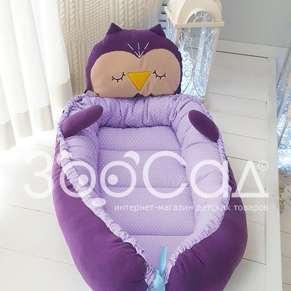 Чем от Мастерской ЗооСад отличается от обычной кроватки Гнездышко - это самостоятельная кроватка, самая что ни на есть - мягкая мебель, причем мобильная Гнездышко - это бортики - аналог