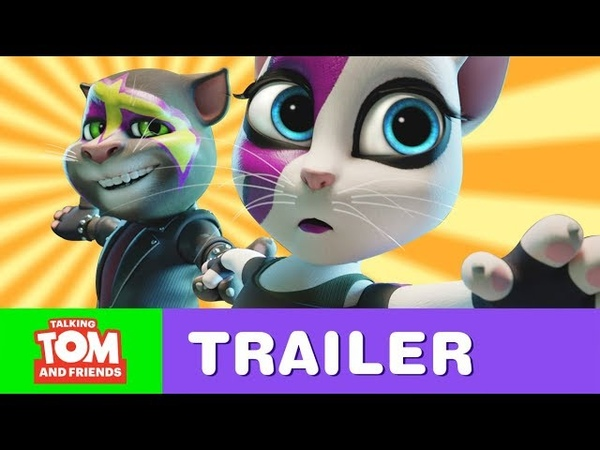 ❤️ Fun, Romance and TROUBLES in New Episodes (Coming Soon) - Talking Tom and Friends