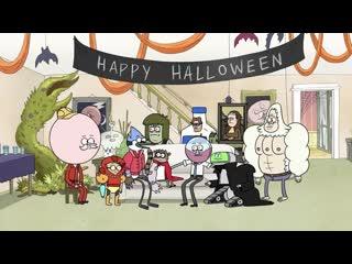 Мультпятница в прямом эфире | Специальный Обычный мультик к Хэллоуину