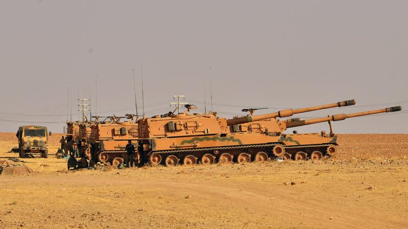 Moskau wirft der Türkei Unterstützung von Terrorgruppen bei Offensive gegen Syrische Armee vor
