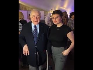 Евгений Петросян побывал на премьере мюзикла Прайм-тайм