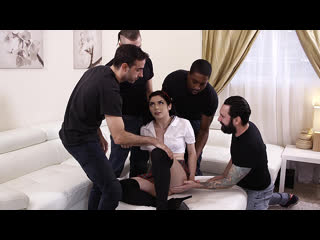 Keira Croft - After School Gangbang |  All Sex Anal Teen
