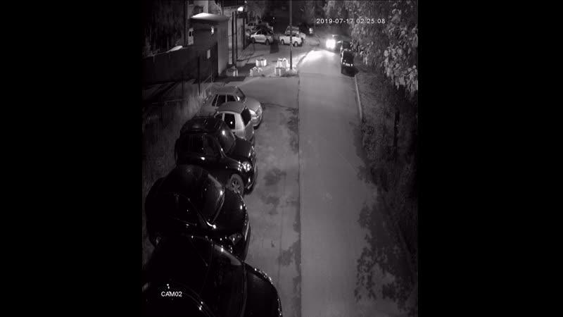 В Балаково водитель с поддельными номерами пытался скрыться от ГИБДД