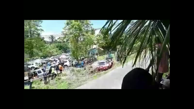 Ралли Мартиника 2019 2