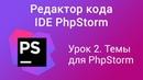 Редактор кода IDE PhpStorm#php@proglibРедактор кода