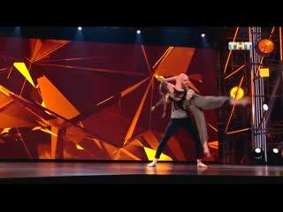 Танцы (6 сезон 5 выпуск из 21) [2019, ТВ-шоу, SATRip]