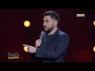 Stand Up: Роман Косицын - О московских ресторанах