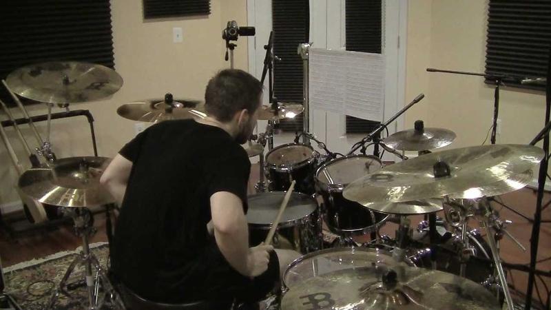 Alex Rudinger Opeth The Lotus Eater Featuring Greg Macklin