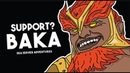 IN CASE YOU HAVE TO PLAY SUPPORT BUT YOUR HERO IS ONLY MARS