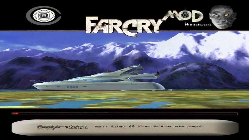 Прохождение игры карты Far cry FHG: Boat лодка № 3 Храм ФИНАЛ