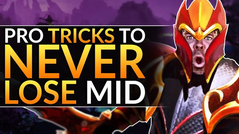 How to CONSISTENTLY WIN - Advanced Midlane Concepts Explained (Dragon Knight) - Dota 2 Guide