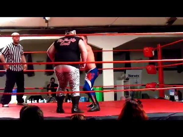 PWA Wrestling Joey Allen Lenny Lilac vs EZE Eric Cairnie