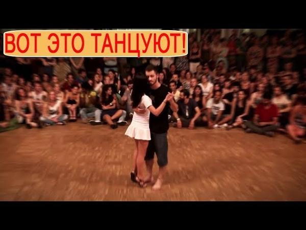 Нашумевший хит ДЕВОЧКА В ПЛАТЬЕ ИЗ СИТЦА Вот так надо танцевать