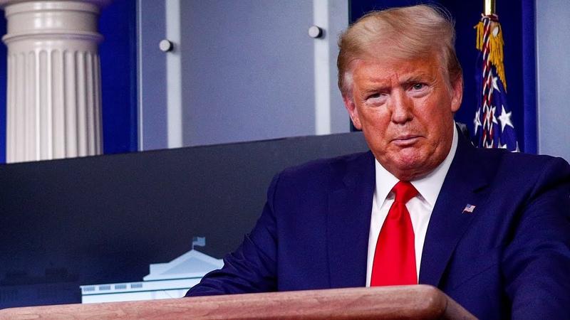"""Трамп грозит двумя неделями боли"""" АМЕРИКА 01 04 20"""