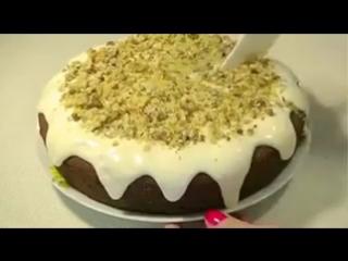 Пятиминутка  пирог к чаю за 5 минут (+время на выпечку) вкусный пирог по бабушкиному рецепту