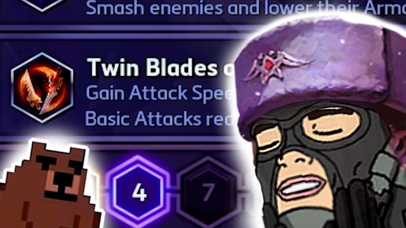 Twin Blades Blyat Varian