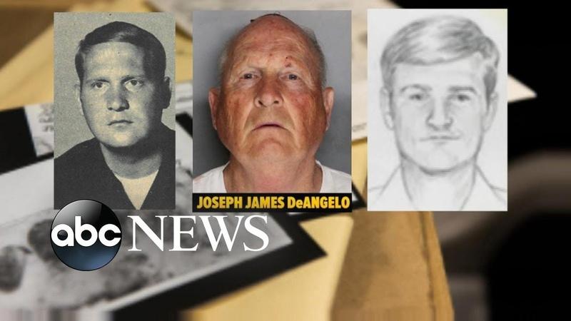 Ex-cop arrested in Golden State Killer case