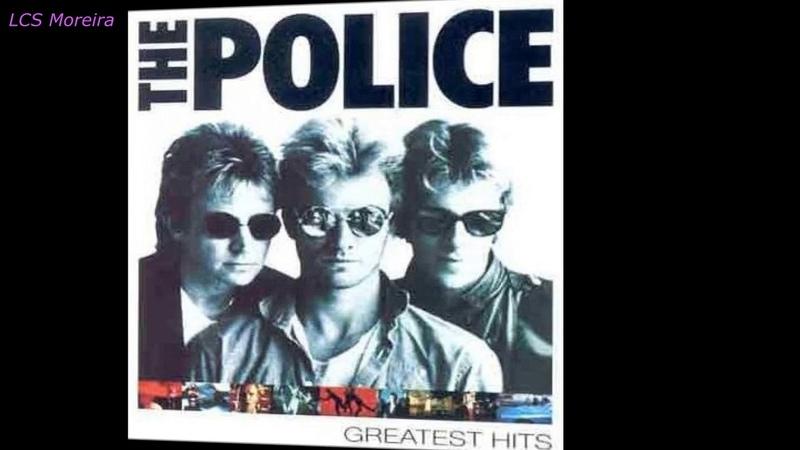T h e * P o l i c e Greatest Hits 1992