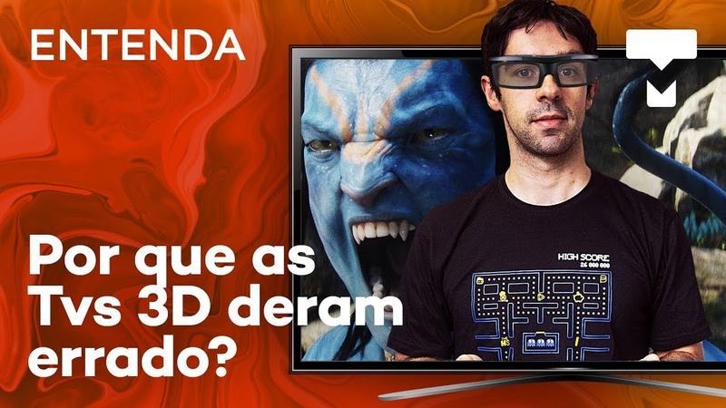Entenda por que as Tvs 3D deram errado – TecMundo