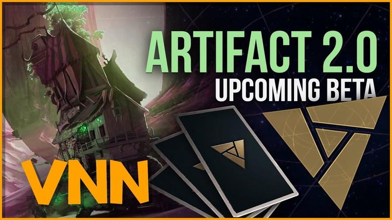 Valve Details Artifact 2 0's Upcoming Beta