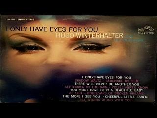 Hugo Winterhalter - I only have eyes (1964) GMB