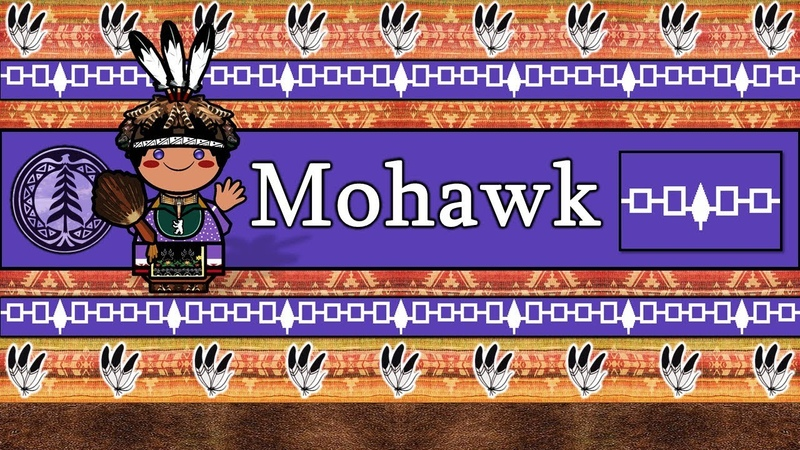 The Sound of the Mohawk language (Numbers, Greetings Sample Text)