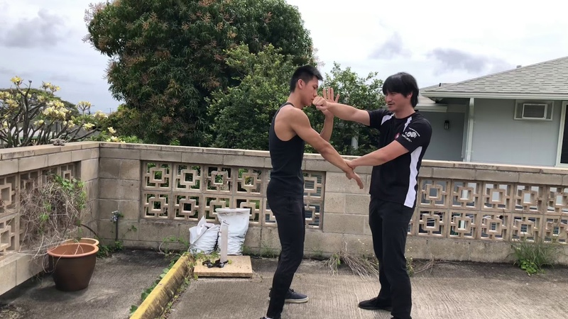 Fastest Lead Hand Attacks with Wing Chun and Jeet Kune Do Trapping