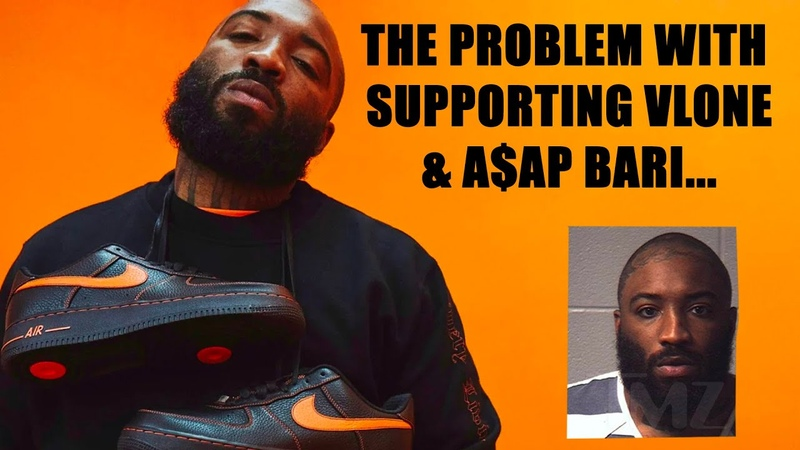 Why You Shouldn't Wear VLONE ASAP Bari's Controversial Streetwear Brand