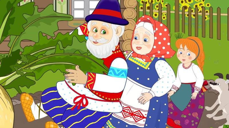 Збірка казок для малюків українською Колобок Ріпка Курочка ряба Коза дереза