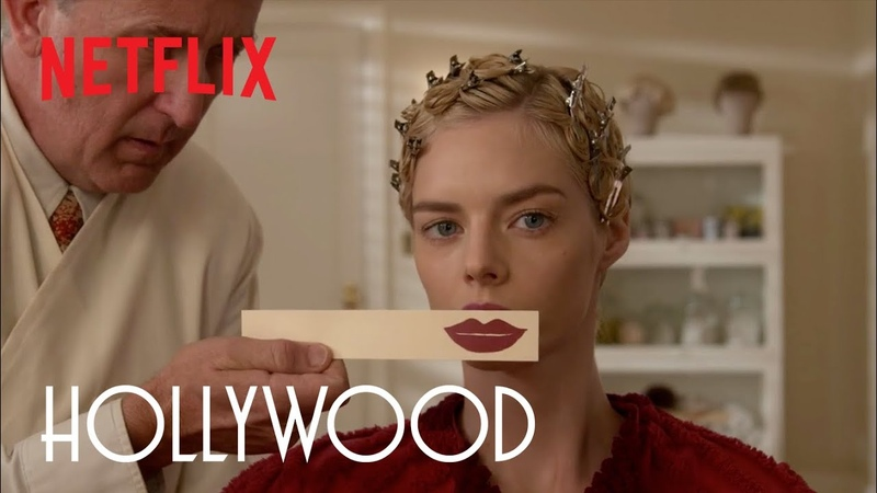 Ryan Murphy's Hollywood The Golden Age Reimagined The Golden Age of Hollywood Netflix