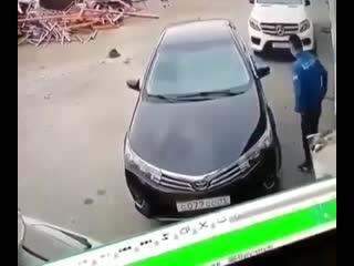 Наказал босса