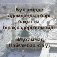 Фотография профиля Балжан Жанашовой ВКонтакте