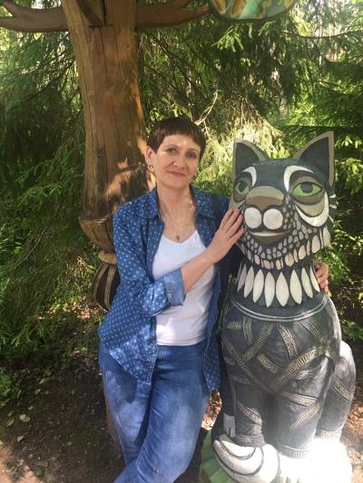 Татьяна, 55, Lodeynoye Pole