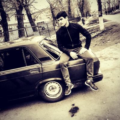 Микаил, 20, Rostov-na-Donu