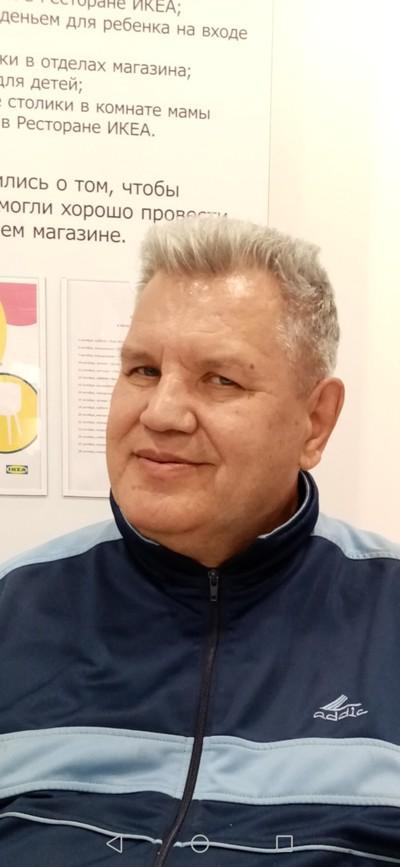 Владимир, 59, Orsk