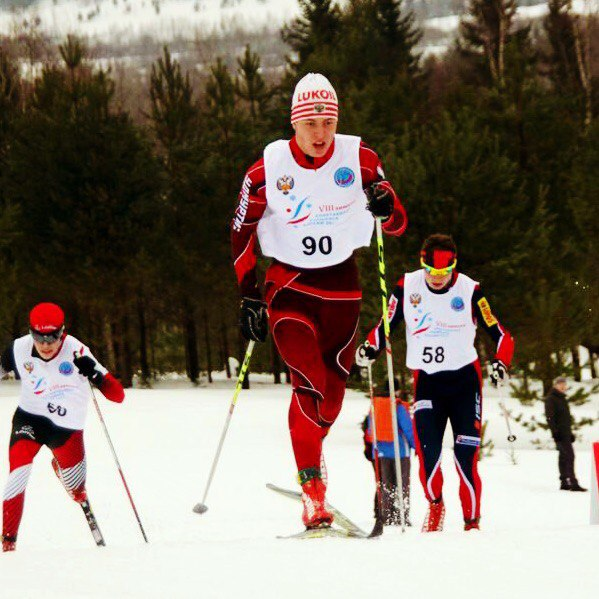 Сегодня свой день рождения празднует мастер спорта по лыжным