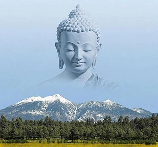 Буддизм начинается с того, что люди хотят сами отвечать за свою жизнь