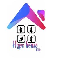 Логотип The Hype House Rus