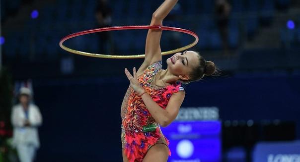 Дина Аверина стала 14-кратной чемпионкой мира. Она...