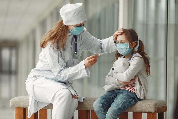Главная инфекционная детская больница Петербурга начала п...