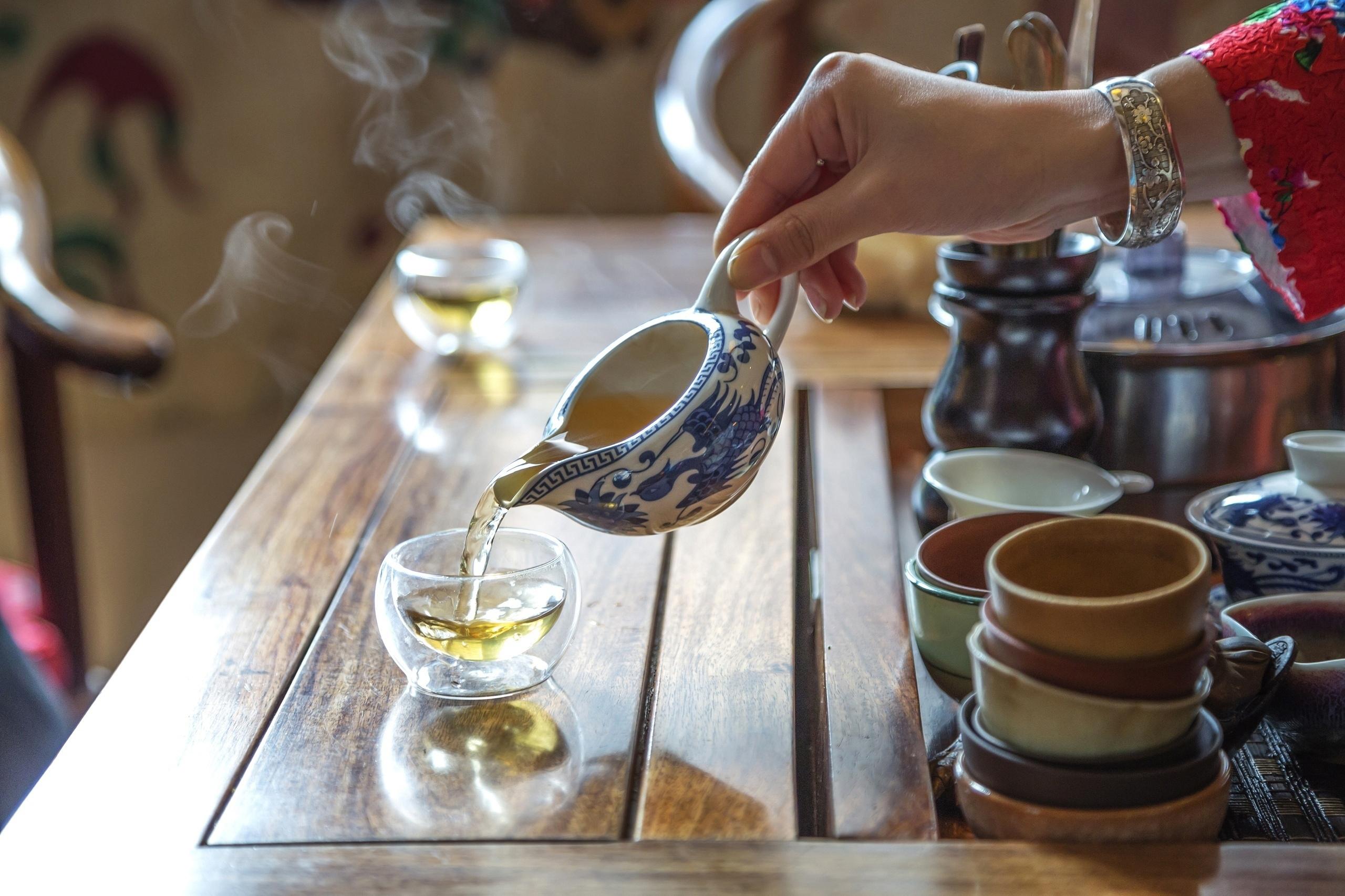 Дарья Истомина, владелица магазина «Чайный Садик», написала